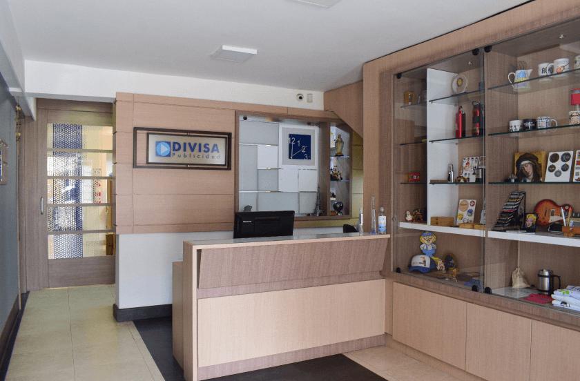 Oficina central Divisa